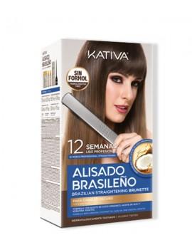 Brazilian Straigthening Brunette