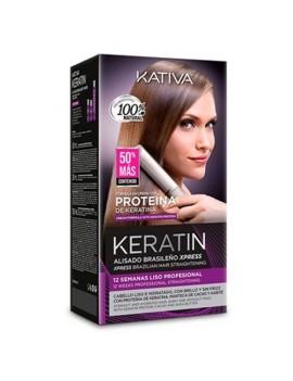 Keratin Brazilian Straightening Xpress