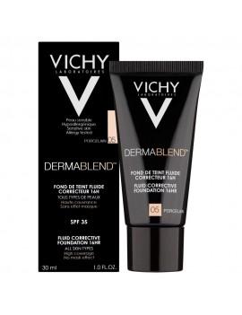 Vichy DERMABLEND Corrective Fluid Foundation 30ml. 16h. - PORCELAIN05