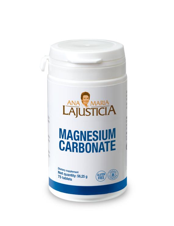 Magnesium Carbonate, 75 Tablets