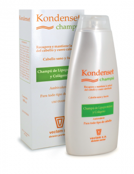 Xhekpon Kondenset Shampoo, 400ml