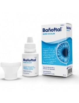 Bañoftal Baño Ocular, 50 ml