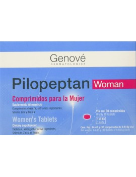 Pilopeptan® Woman Tablets