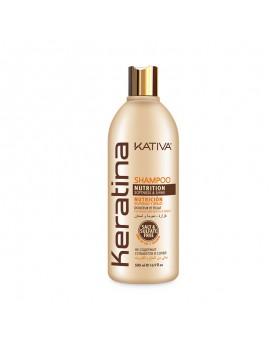 Keratin Shampoo, 500 ml