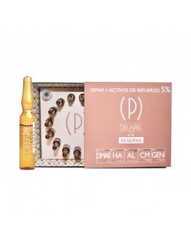 Delapiel Reserve DMAE + Active Ingredients 5% 15 ampoules x 2 ml